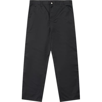 Simple Pant Straight fit | Simple Pant | Black